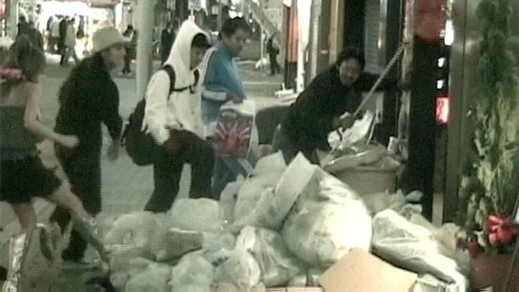 SUPER RAT, 2006, video