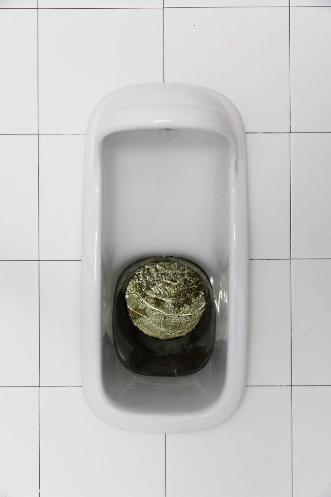 恵比寿の泉 photo: Kenji Morita