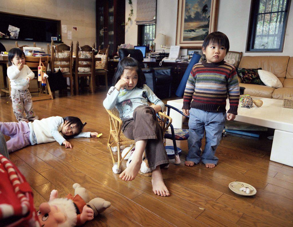 Home Alone, Tokyo, 2007