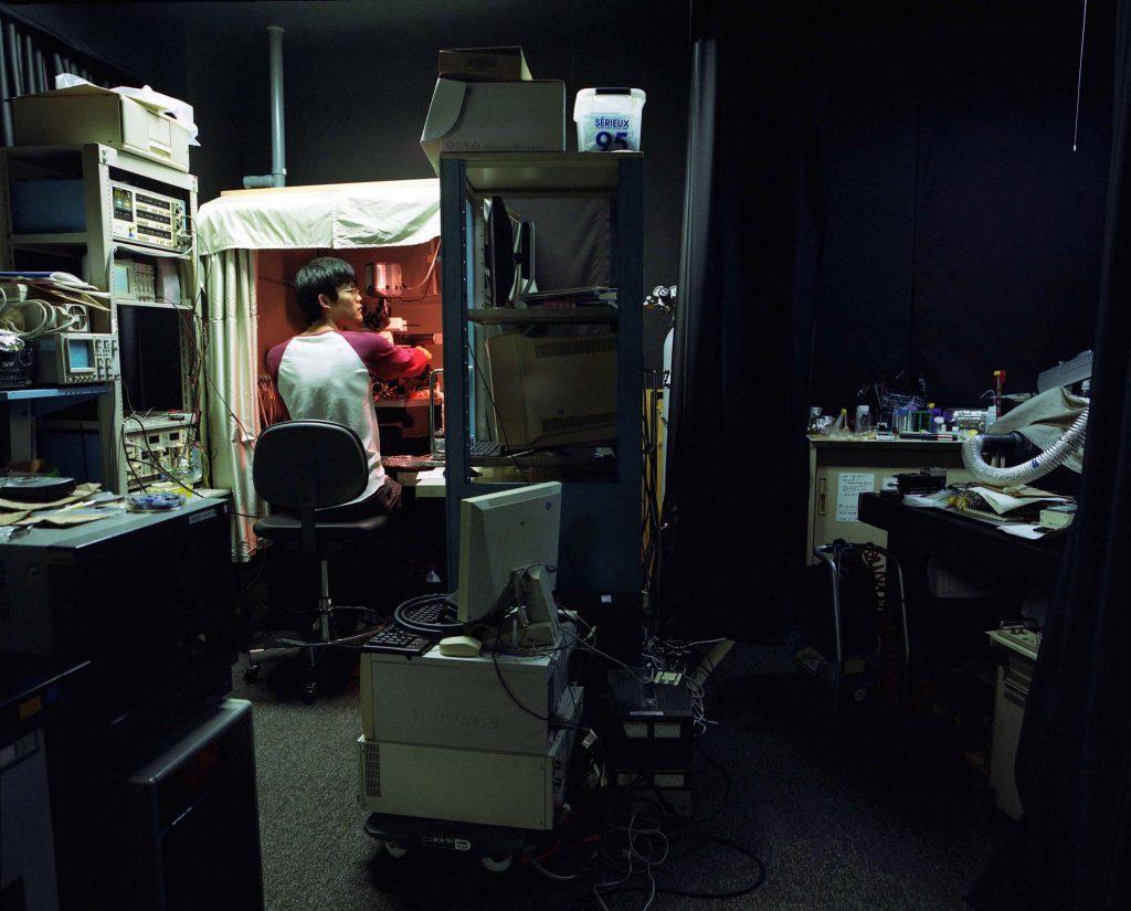 錦秋鍾和 脳 CG-1 Dextran 3,000x200、2010