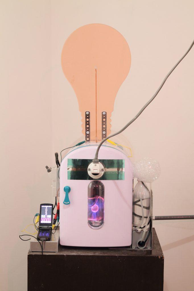 性欲電気変換装置「エロキテル」実用機〈キボウ〉, 2011