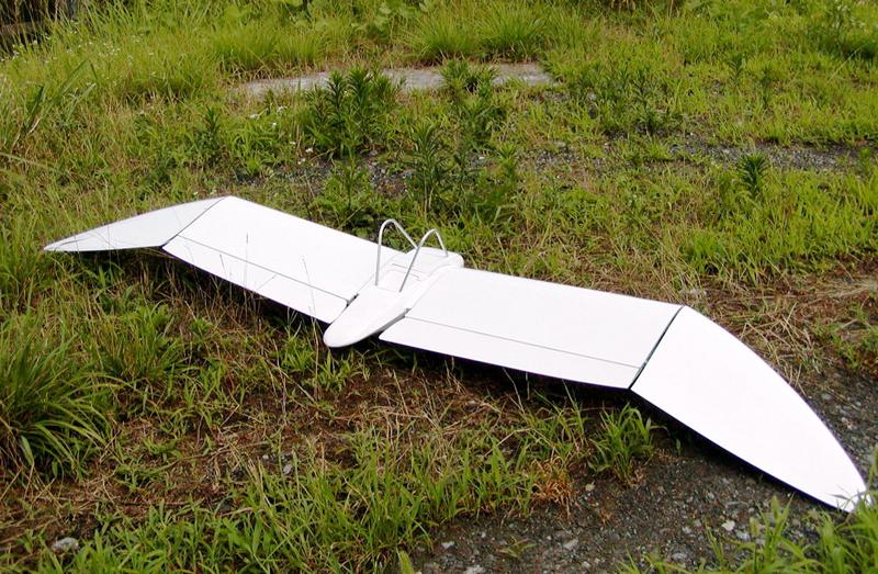 M-01 、1/5スケール模型