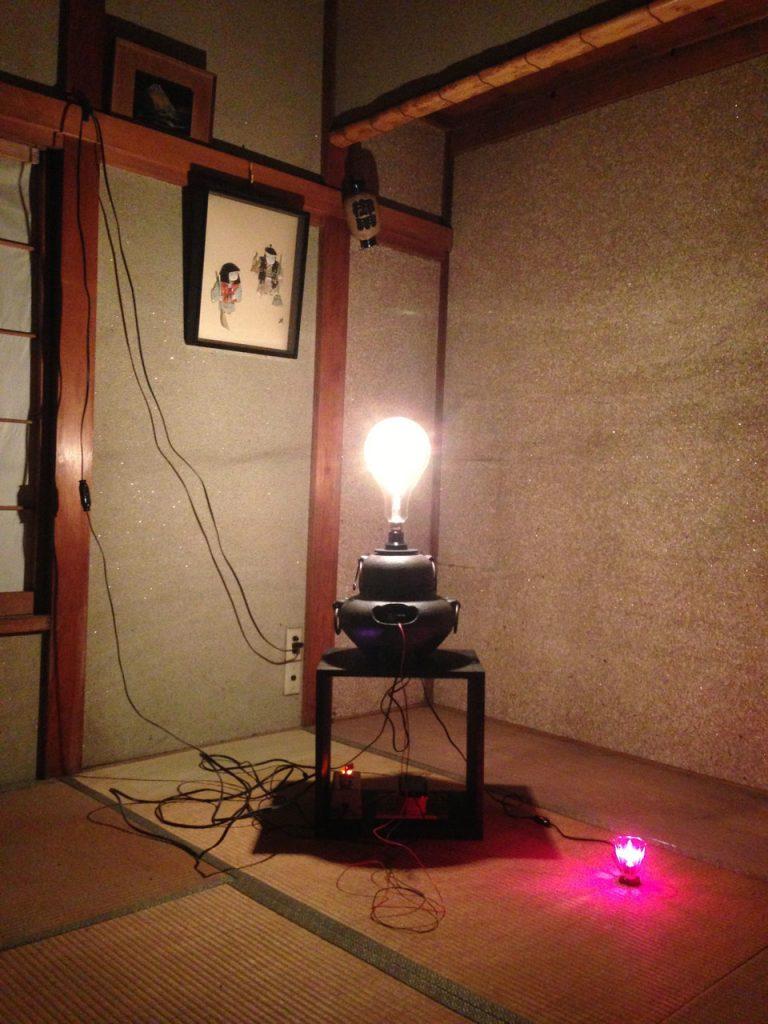 性欲電気変換装置「エロキテル」4号機〈ハル〉, 2013