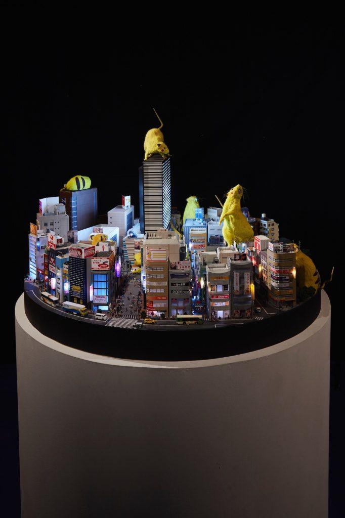 SUPER RAT (Diorama Shinjuku)