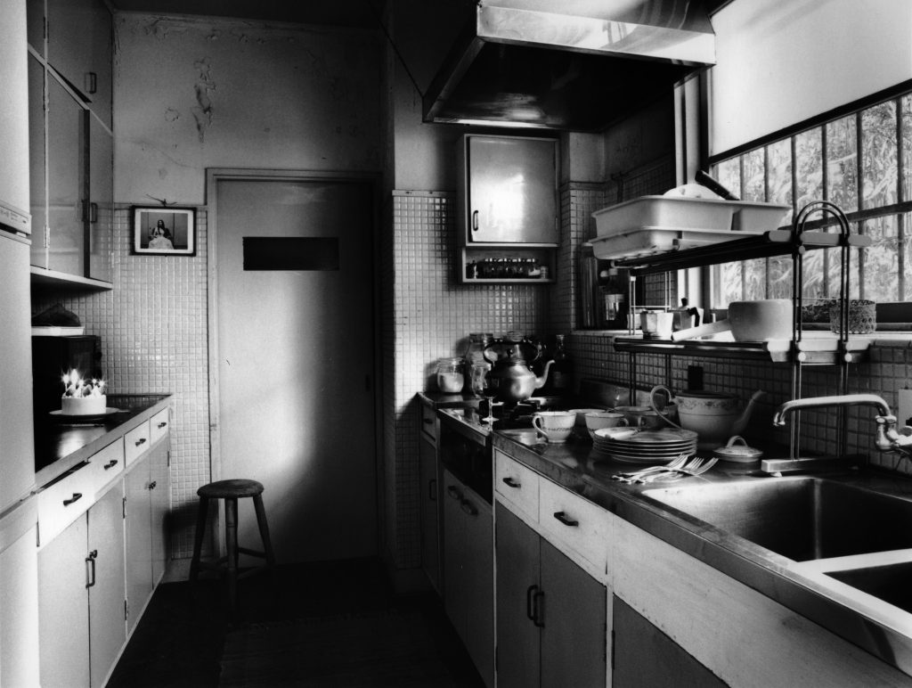 Kitchen1, 2008, Silver Gelatin