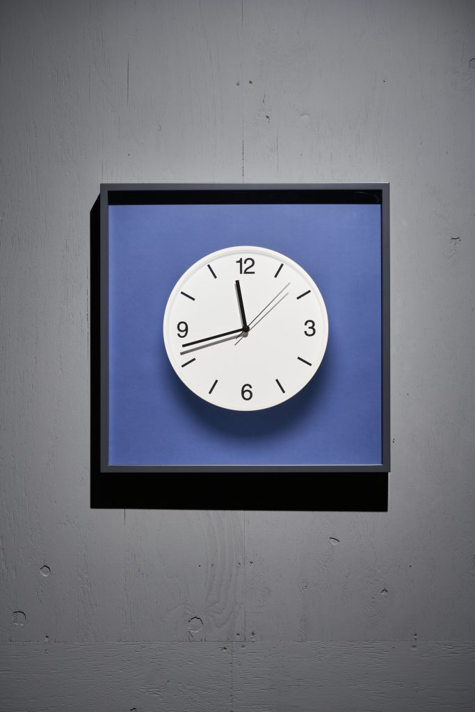 Framed Time (analog-navy)