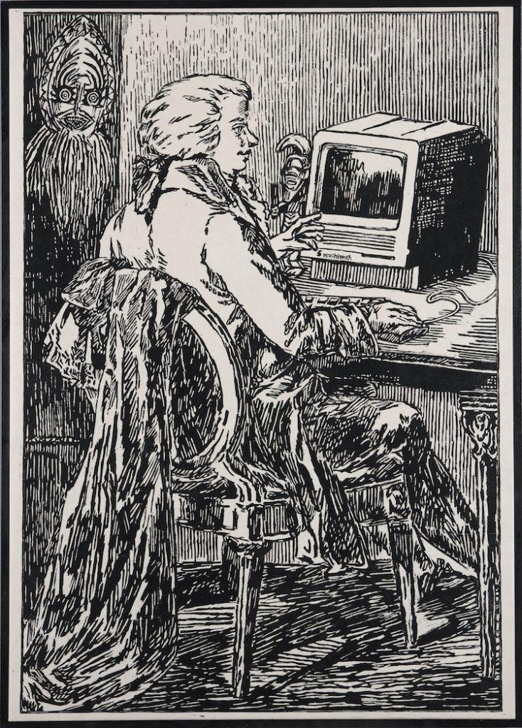 McColoniald (ワールドショッピング)、84 x 59.5 cm