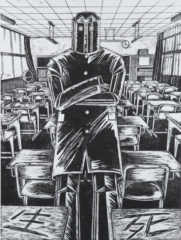 スクール・ウォーズマン(生死)