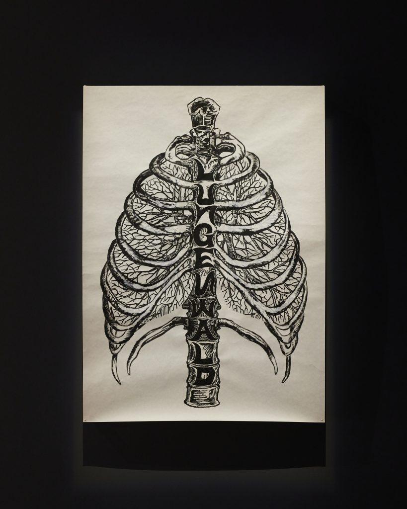 肺の森 ― LUNGENWALD