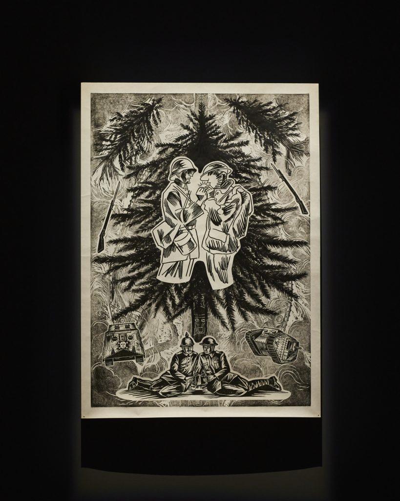 肺の森 ― Xmas truce