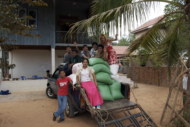 Donation (Rice)