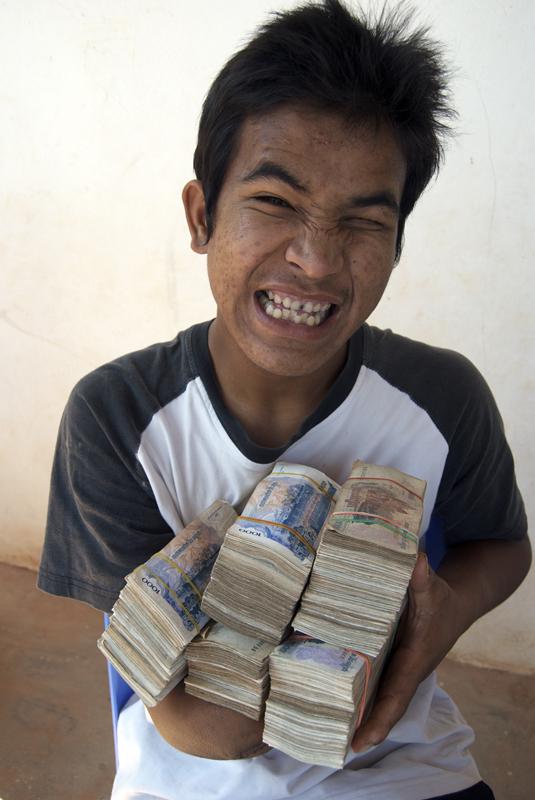 Donation (Money)
