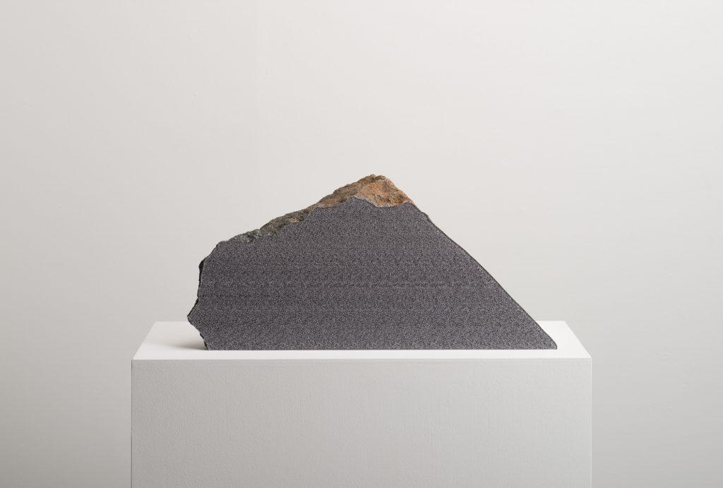 Frottage (Rock Art), photo: Nobutada Omote
