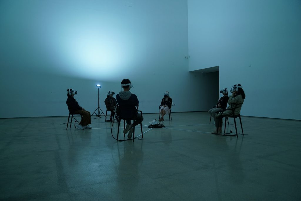 Installation view at National Museum of Modern and Contemporary Art, Seoul, Korea